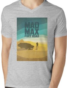 Mad Max Fury Road Mens V-Neck T-Shirt