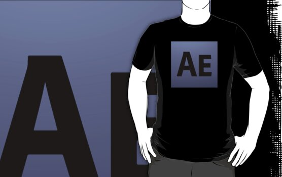 After effects CS5 custom tshirt by kevincease