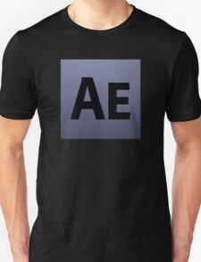 After effects CS5 custom tshirt Unisex T-Shirt