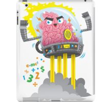 THE BRAINIAC iPad Case/Skin