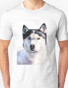 Husky Blue T-Shirt