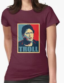 TROLL Womens Fitted T-Shirt