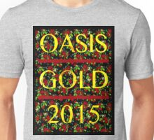 Oasis Gold in Spring Unisex T-Shirt