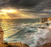 12 Apostles by Philip Greenwood