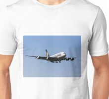 Singapore Airlines Airbus A380 Unisex T-Shirt