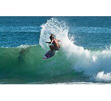 Big Wave Friday #5 Photographic Print