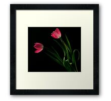 FALLING FOR EACH OTHER~..For My Love... Framed Print