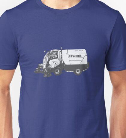 Street Sweeper Unisex T-Shirt