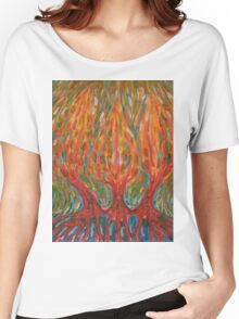 Awekening Spring Women's Relaxed Fit T-Shirt