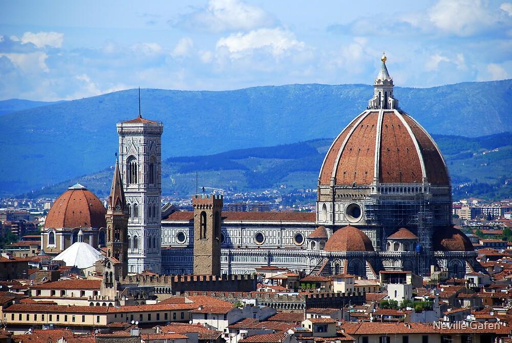 Firenze by Neville Gafen