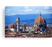 Firenze Canvas Print