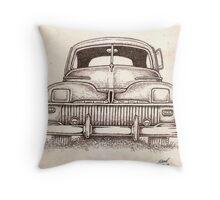 '1942 DeSoto' Throw Pillow