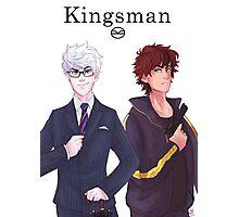 Kingsman Hiccup and Jack Photographic Print
