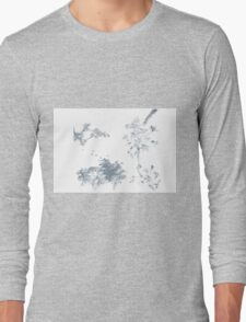 Sumi-e inspired (01) Long Sleeve T-Shirt