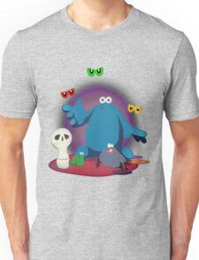 Trap Door. Unisex T-Shirt
