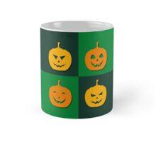 Faces pumpkins Mug