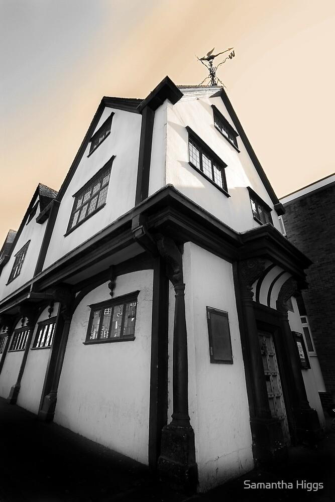 Old Cloth Hall - Newbury by Samantha Higgs
