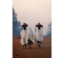 Early Morning in Bahir Dah. Photographic Print