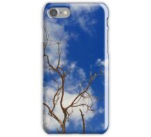 Dry Trees iPhone Case/Skin
