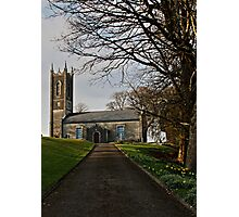 Church on Sunday Photographic Print