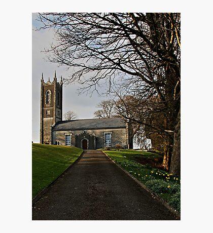 Church on Sunday Photographic Print