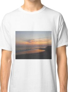 Beautiful Sky On The Beach Classic T-Shirt