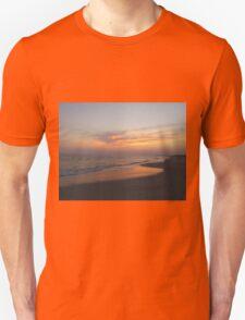 Beautiful Sky On The Beach Unisex T-Shirt