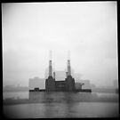 battersea power station II by Michal Bladek