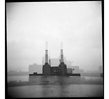 battersea power station II Photographic Print