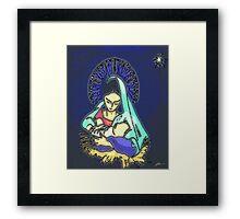 St Mary Framed Print