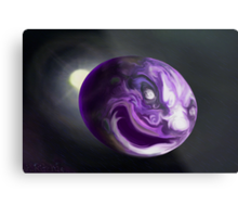mad earth-a devious planet.  Metal Print