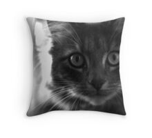 Smokey ... Throw Pillow