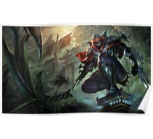 Zed - League of Legends Poster