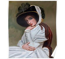 Emma Hamilton after George Romney Poster