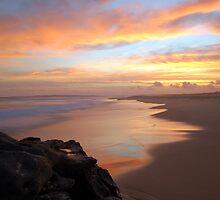 Redhead Beach Series 03 by Nichole Lea