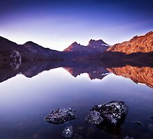 Dove Lake (IV), Cradle Mountain, Tasmania by Matthew Stewart