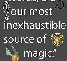 J.K Rowling Quote  by EdgarAllanPurr