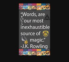 J.K Rowling Quote  Unisex T-Shirt