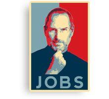 Steve Jobs Poster Canvas Print