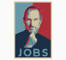 Steve Jobs Poster One Piece - Short Sleeve