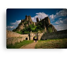 Rocks of Belogradchik Canvas Print