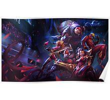 SKT T1 Zed - League of Legends Poster