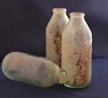 Gernade Dr. Pepper Bottles by Robert Armendariz
