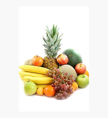 Fruit arrangement Photographic Print