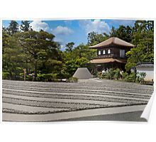 Zen bliss - Kyoto Poster