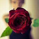 Rose: 'she loves me/she loves me not' by Richard Olsen