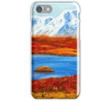 Lochside, Scotland iPhone Case/Skin