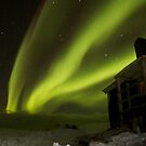 Northern Lights II by George Woodcock