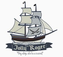 The Jolly Roger Kids Tee