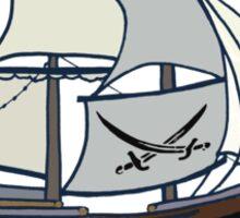 The Jolly Roger Sticker